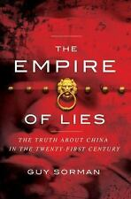 Empire of Lies: The Truth about China in the Twenty-First Century, Sorman, Guy,