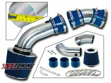"BLUE 96-99 GMC C1500 K1500 Suburban 5.0/5.7 V8 Air Intake + Filter 3"""