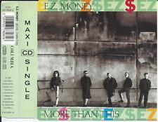 E.Z. MONEY - More than this CD-MAXI 3TR (AOR) Classic Rock 1992 HOLLAND RARE!!