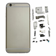 For IPhone 6 4.7inch Chassis Back Housing FULL Assembly with small parts GOLDEN