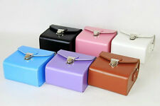PU Leather Camera Case Cover Set For Fujifilm Instax Mini 90 8 50S 25 70 Mini 7S