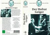 (VHS) Der hofrat Geiger - Paul Hörbiger, Maria Andergast, Hans Moser (1947)