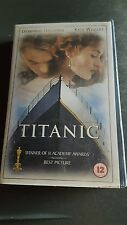 Titanic on Video VHS