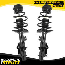 2010-2012 Chevrolet Camaro V6 Front Quick Complete Struts & Coil Springs Pair