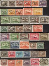Nicaragua,Small Collection,MH,Airmail