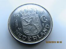 1980 Netherlands Foreign  Juliana Koningin Der Nederland 1 G Gulded Coin**