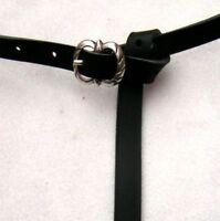 Spätmittelalter Gürtel 1,5 cm Larp Reenactment Gothic Kleidung - NEU