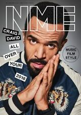 NME The New Musical Express 26 January 2018 Craig David Downsizing Special n.m.e