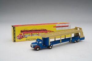 Schuco Piccolo / Knupp Car Carrier / Auto Transporter / Item # SHU01531