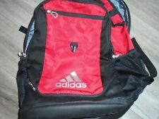 Adidas Utility XL Team Backpack Power Red Excellent condition