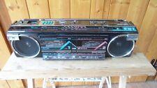 Boombox Ghettoblaster Toshiba SUGAR RT-SW9 radio cassette STEREO VINTAGE