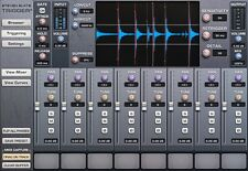 SLATE DIGITAL TRIGGER PLATINUM 2.0 PLUGIN FOR VST AU RTAS AAX