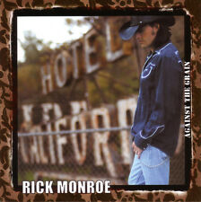 Country CD Rick Monroe Against The Grain