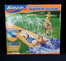 Banzai Soak 'N Splash Water Slide - New / Sealed, 16ft. Long