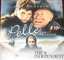 Pelle The Conqueror (DVD), Max VSydow, in Swedish/Danish with English subtitles