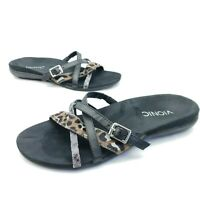 Vionic Rhodes Sandals Orthaheel Orthopedic Arch Support Comfort Shoes Women's 5