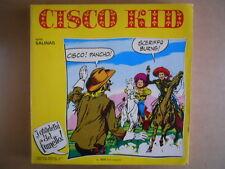 I Quaderni del Fumetto n°8 1974 CISCO KID SALINAS  - Ed. Spada  [G503]