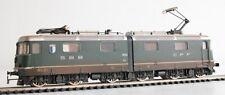 Hag elektrische Lokomotive Re 6/6 der SBB Spur H0