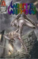 White Widow #4 Vantage Comic Cover by Dominic Glover