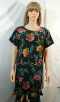 Women's Maggie Sweet Size Petite Large Floral Dress Work Casual Outfit