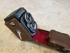 ROLLEIFLEX 2.8E 1656427 CAMERA Carl Zeiss PLANAR 80mm f2.8 with Accessories!