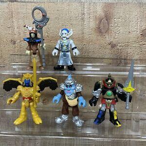 Imaginext Power Rangers Figures Lot Of 5