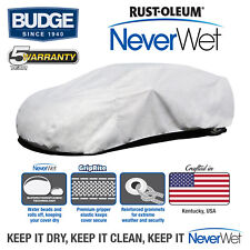 "Rust-Oleum NeverWet Car Cover Fits cars up to 16'8"" Long 