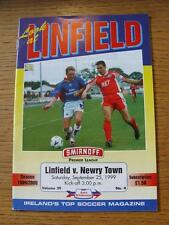 25/09/1999 Linfield v Newry Town  (No obvious faults)