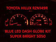 TOYOTA HILUX 1983 - 2005 DASH LIGHT & INTERIOR LIGHT LED BULB KIT - ALL COLOURS