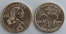 USA Native American Dollar - Sacagawea 2016 D unz.