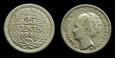Netherlands - 25 Cent 1941 PP
