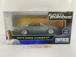 DOM'S DODGE CHARGER R/T A TODO GAS JADA ESCALA 1:32