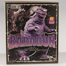 X Plus Toho Daimond 30cm Series Godzilla Baragon 1965 1968 Figure PX exclusive