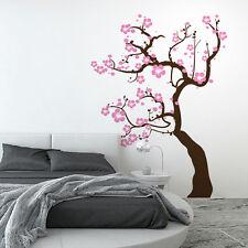 01125 Wall Stickers Sticker Adesivi Murali Decorativi Ciliegio fiorito 111x150cm