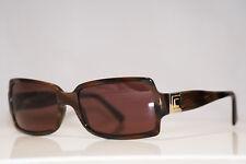 BVLGARI Vintage Womens Designer Sunglasses Brown Rectangle 830 591 3 14537