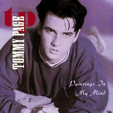 Tommy Page - Paintings In My Mind - Tape