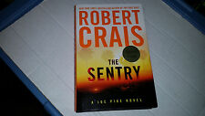 The Sentry by Robert Crais (2011, Hardcover) SIGNED 1st/1st
