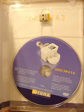 Sirona CEREC Bluecam   Blue Cam Software v4.3  Dongle Softguard Drive