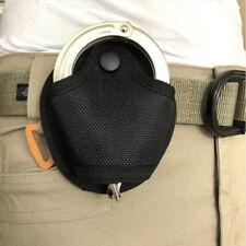Militärische taktische Handschellenhalter Tasche Tasche Polizei Manschette Fa DM