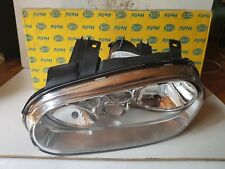 HELLA 1el007700-051 fari 12v w5w Head Light SINISTRA VW GOLF