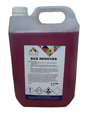 Azure Bug Remover Glass Trim Paintwork Bugs Tar Bird Lime Concentrated - 5L