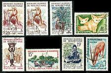 MAURITANIEN 1960: Land & Leute ° (F494)