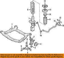 VOLVO OEM 03-14 XC90 Front-Lower Ball Joint 31201485