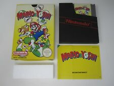 Mario & Yoshi - Nintendo NES (PAL) Game Boxed