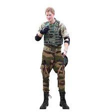 H10128 Prince Harry Military Cardboard Cutout Standup