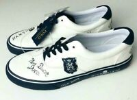 NEW Polo Ralph Lauren Thorton III Sneakers Collegiate Men's Size 13 Shoes RARE