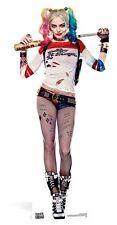 Harley Quinn Margot Robbie Suicide Squad Movie Lifesize Cardboard Cutout batman