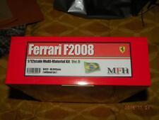 MODEL FACTORY HIRO 1/12 F1 FERRARI F2008 Brazilian GP KIT MFH K-423 rain tyre