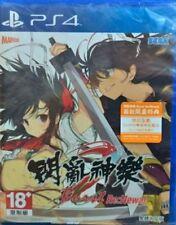 Senran Kagura Burst Re:Newal Asia Chinese subtitle PS4 NEW