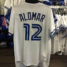 Toronto Blue Jays Jersey Roberto Alomar Baseball MLB Cool Base Cooperstown M